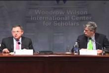 Embedded thumbnail for محاضرة الرئيس فؤاد السنيورة في WoodrowWilsonCenter
